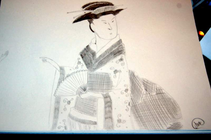 Geisha 001