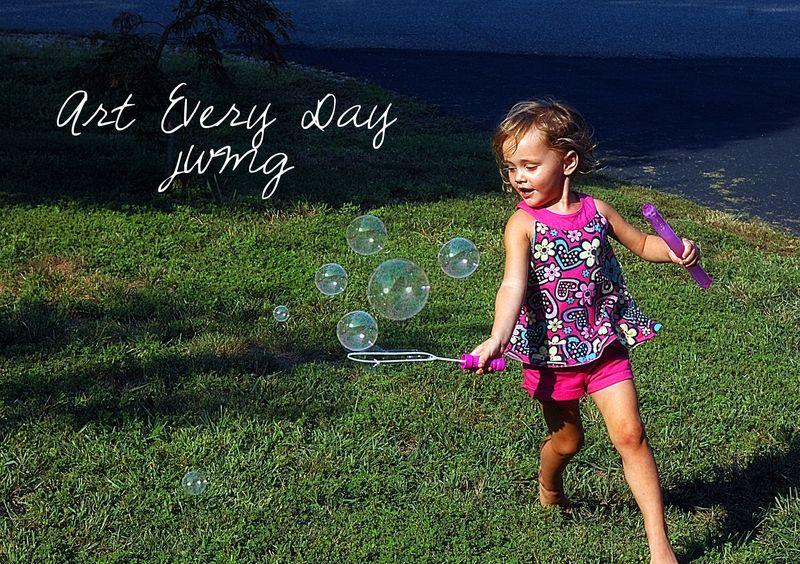 Mia bubbles