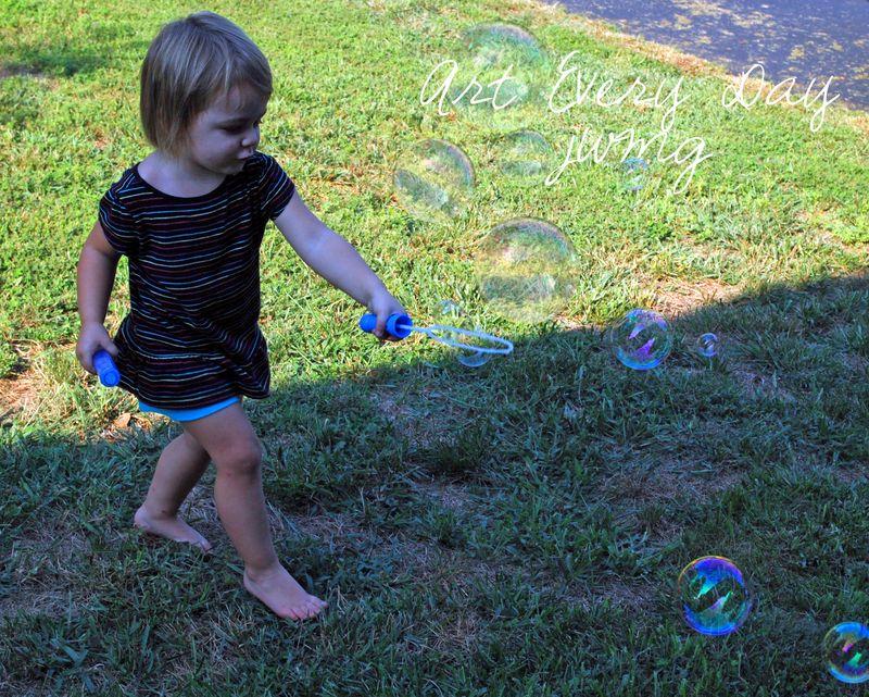Belle bubbles-1