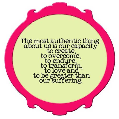 Authenticity Ben Okri quote copy