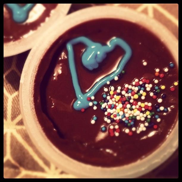 Puddin love