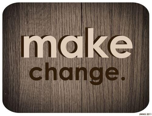 Make change copy