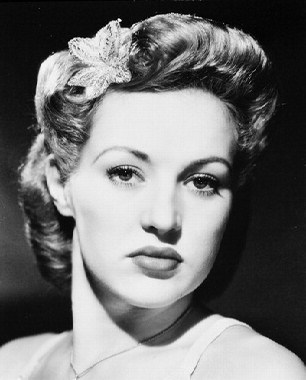 Betty grabel b&w