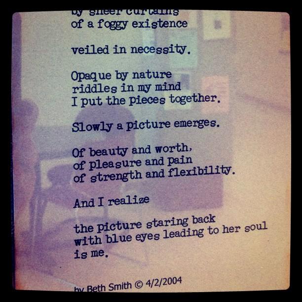Riddles poem