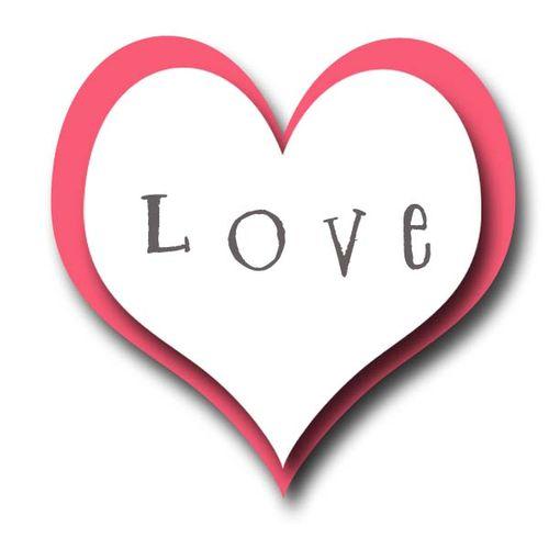 Love heart copy