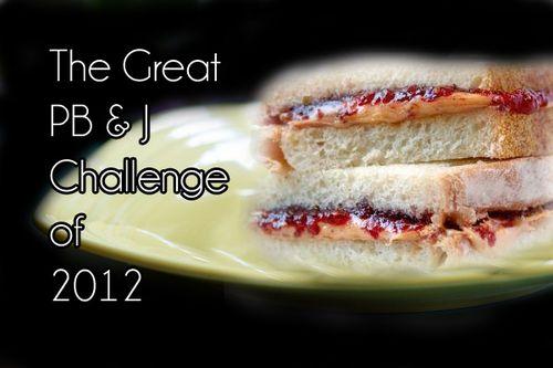 Pb&j challenge
