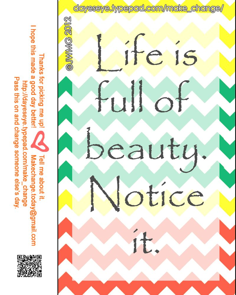 Life is full of beauty final copy