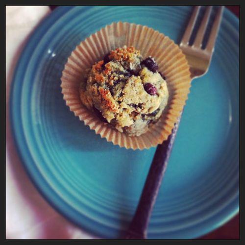 Almond flour blueberry scones