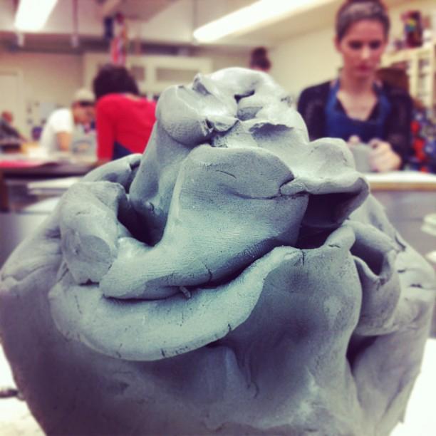 Clay peony 092013