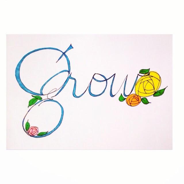 Grow doodle