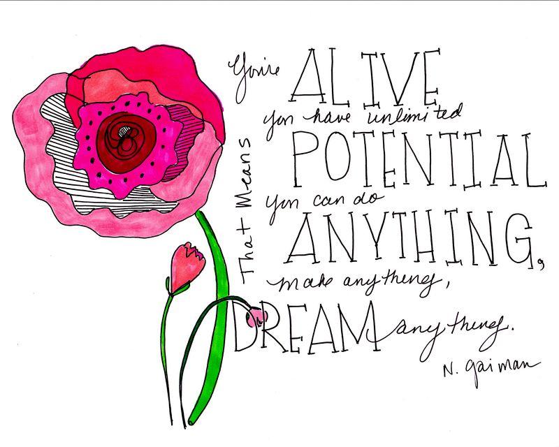 Youre alive poppy